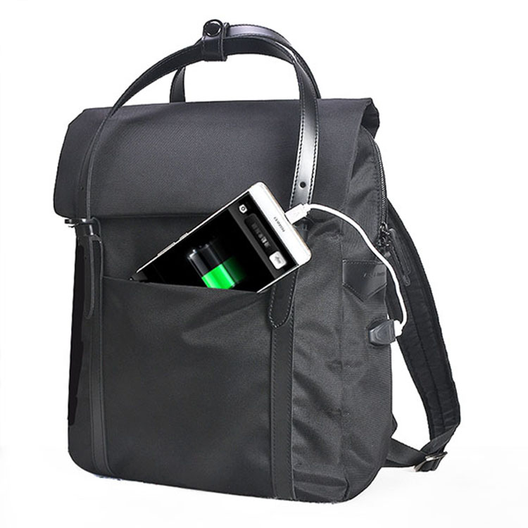 High quality waterproof business computer laptop backpack with constellation stickers