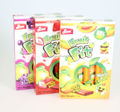 99% natural fruit puree stick snacks food
