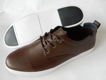 2017 delicate italy men casual shoes made in china simple design