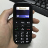 quad band dual sim feature phone, low cost big numbers seniors mobile phone with whatsapp, facebook, twitter, yahoo
