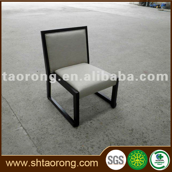 Custom made wooden Japanese restaurant chair from China