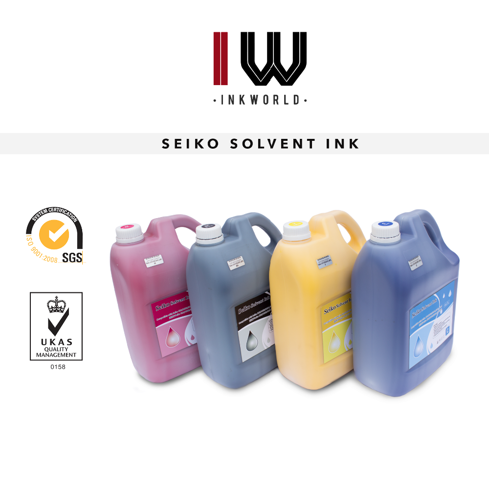 Solvent ink used for Infiniti FY-3206HA Wide format printers