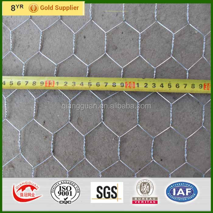 Aviary fence 50mm holes, stainless steel poultry netting for sale