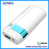 Power bank battery 5600mAh can be used to charge your Cell Phone, Smartphone, Tablet, MP3/4, PSP, and GPS for up to 8 hours