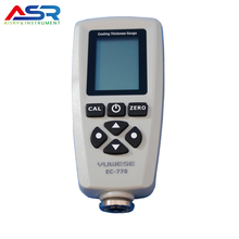 Factory outlets Handheld Coating Thickness Gauge Meter ,digital thickness gauge