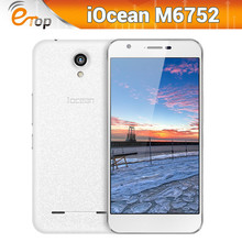 "Newest Iocean Rock M6752 Smart Phone Android 5.0 MTK6752 Octa Core 3GB Ram 64 bit 5.5"" screen 1920*1080 4G LTE Mobile phone"