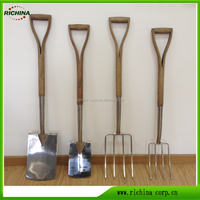 Stainless Garden Tools, Spade Fork/ Border Spade,Chinese Manufacture
