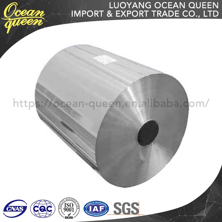 Reasonable Price Heat Sealing Lacquered Aluminum Foil Candy Wrapper