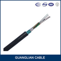 72 core corrugated steel tape armoured cable