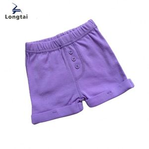 Jersey baby thigh waist baby pants