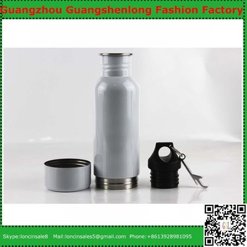 Amazon hot selling Stainless Steel Bottle Insulator with Opener,stainless steel Keeps Beer Ice Cold holder insulator,beer holder