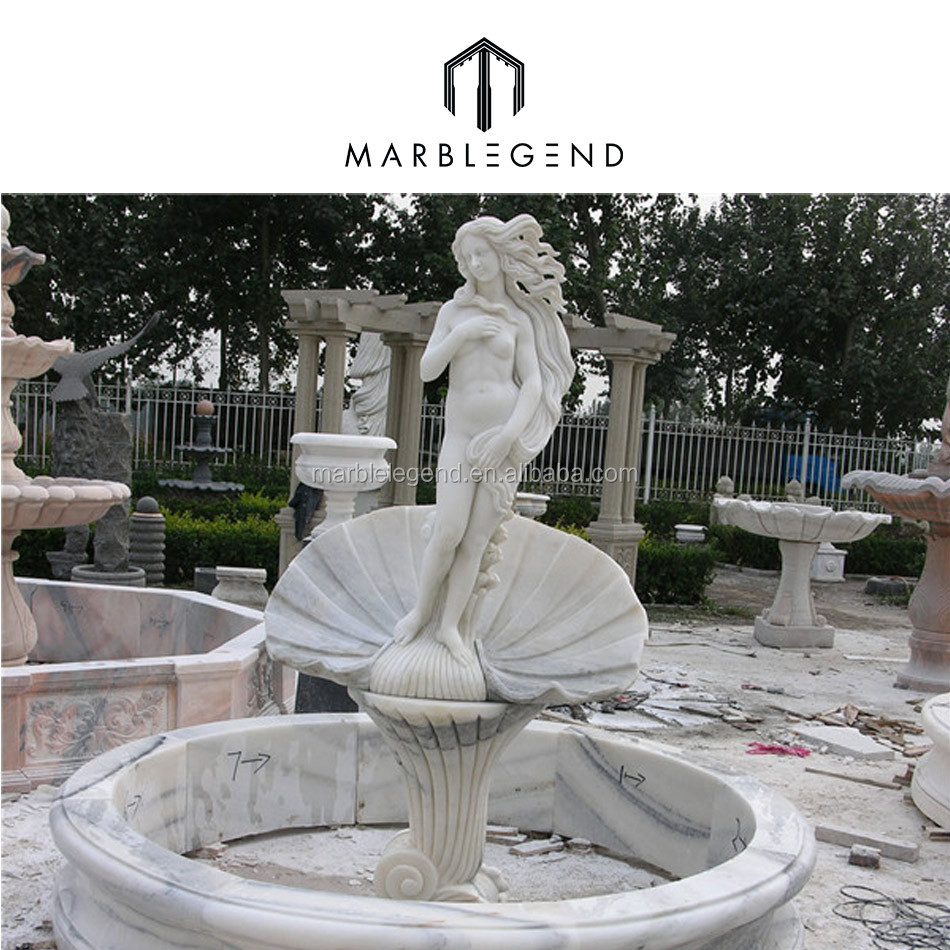Bon Marble Stone Outdoor Water Fountain With Lady Statue   Buy Outdoor Water  Fountain,Water Fountain With Lady Statue,Marble Water Fountain Product On  Alibaba. ...
