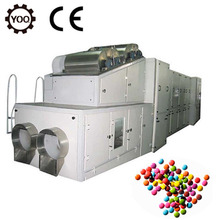 Z0713 sugar coated chocolate beans making machine for sale