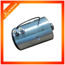 ZD193A 12V 1.6KW Hydraulic DC Motor With Shaft Customization