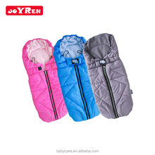 Baby products water proof warm stroller baby footmuff / sleeping bag