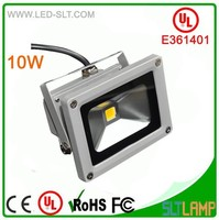 SLT waterproof 10w rgb led flood light