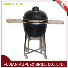 Restaurant Equipment Kitchen 23.5 inch Kamado Grill Ceramic Barbecue Grill