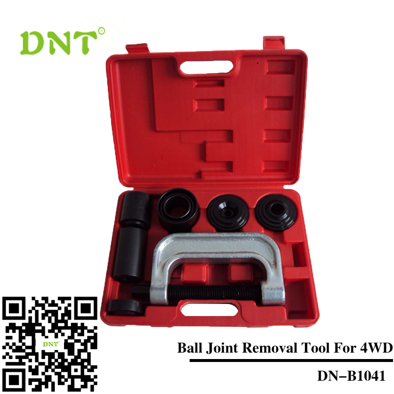 10 pieces 4WD ball joint installer and remover tool kit