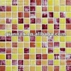 mosaico , azulejos de mosaico de cristal ,glass mosaic for swimming pool