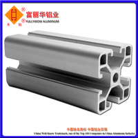 High Quality Aluminum Extrusion for Trade Show Booth