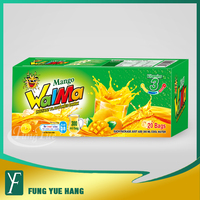 10*20sachets Mango soft drinks juice powder