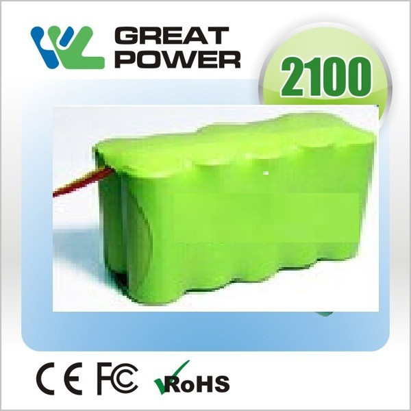 6p1s 7.2V 10000mah NIMH battery for Honda Civic/Insight