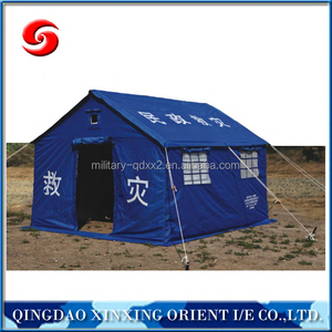 Hot Selling Refugee Camp Tent / Winter Refugee Tent / Relief Tent