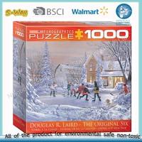 Puzzles games 1000 piecs