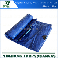 Fire Retardant Tear Resistance PVC Coated Polyester Tarpaulin cover