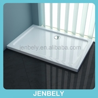 New design black slate shower tray made in China