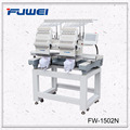 Fuwei double heads 15 needles embroidery machine latest version for sale
