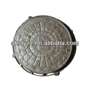 EN124 B125 Ductile cast iron sewer manhole cover