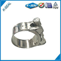 high pressure wheel hose clamps