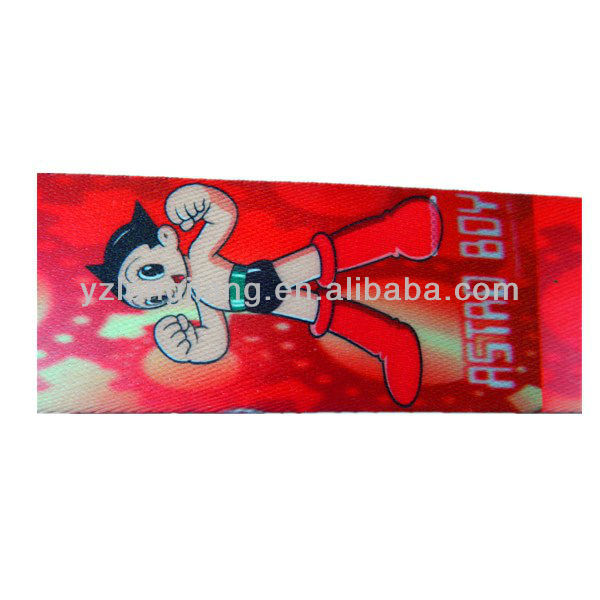 Haier brother mask transfer printing webbing