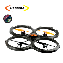 CAPABLE TOYS R/C Quadcopter Drones 2.4G 4CH RC Quadcopter, Hobby Drones With Cameras, Quadcopter Camera