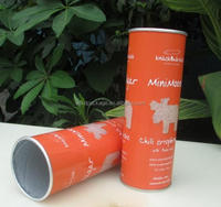 Hight quality paper cans / potato chips cans