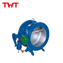 low pressure air adjustable back cushion amortize check valve
