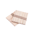 Hot sale eco-friendly disposable high quality customized wood lolly ice cream popsicle sticks food safe