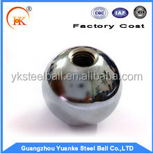 3mm~50mm Stainless Steel Ball With Hole/ Drilled Steel Ball