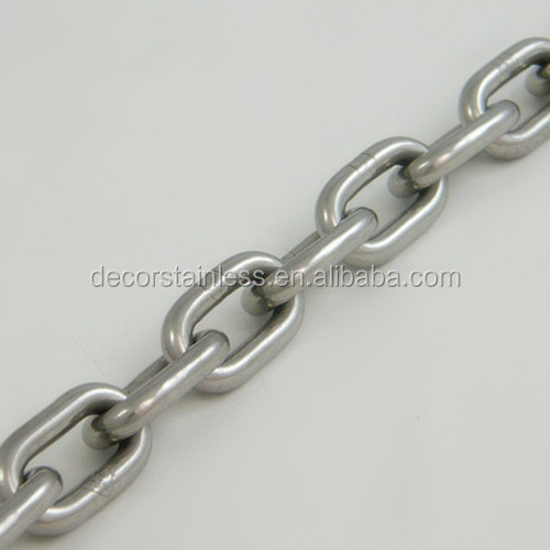 4mm DIN766 short link chain