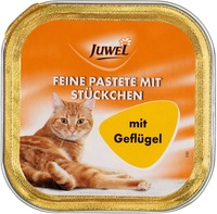 Juwel juicy cat stew - Poultry