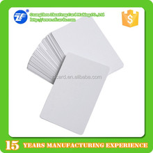 Guangzhou manufacturer of pvc blank card for fargo printer