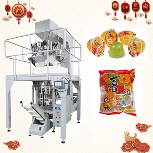 60 Pieces Ice Lolly Automatic Counting Packing Machine