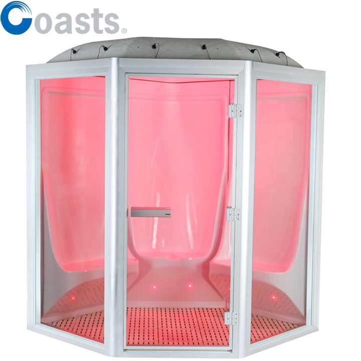 steam sauna room