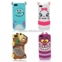 New Arrival oem/odm blank design your own silicone phone case for iphone 4 for iphone 5/5S/5C