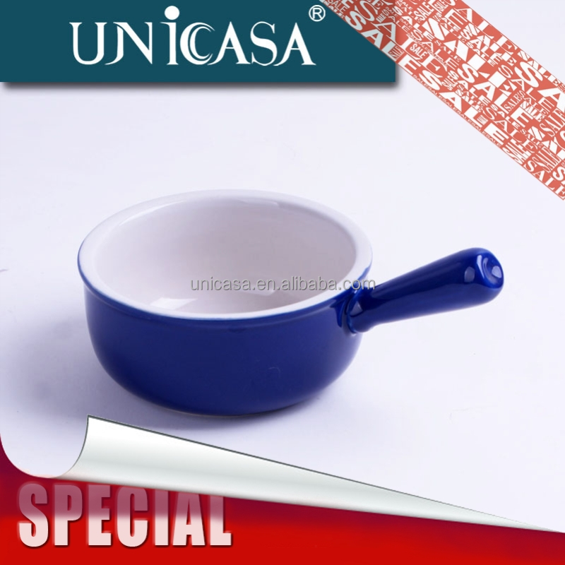 UNICASA Ceramic milk boiling pot casseroles