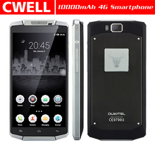 Original OUKITEL K10000 10000mAh Monster Battery 5.5 inch Dual sim 4G lte android china smartphone