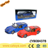 Wholesale 1:18 diecast metal model car toy