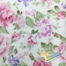 Wholesale high quality cotton beddings woven fabric