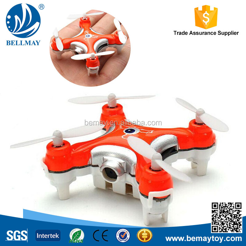 New Tiny Camera Drone! Cheerson CX-10C 2.4G 4CH 6-Axis Mini Rc Drone With HD Camera 0.3MP With LED Light